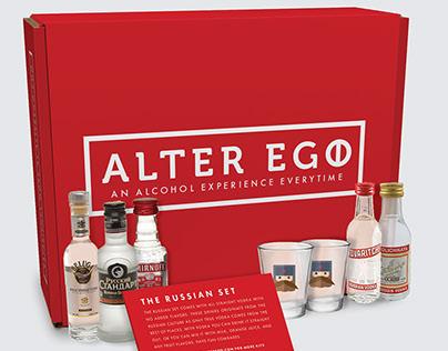 Alter Ego Alcohol Kits