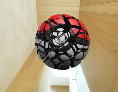 Motion Tracking: Pokemon Ball