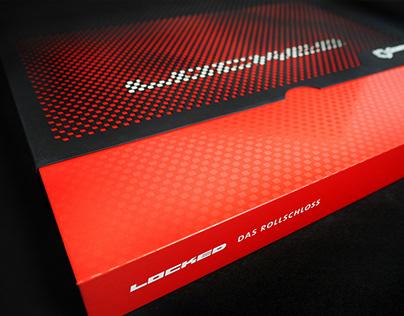 Präsentationsbox für Audio Logo GmbH