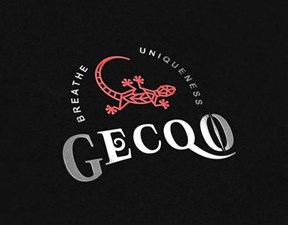 Gecqo- Branding