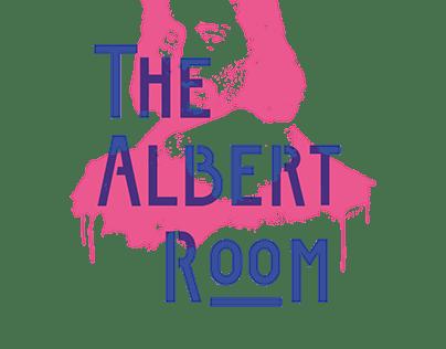 Branding & Graphic ID The Albert Room Hotel