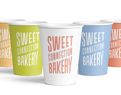 Sweet Connection Bakery Rebrand