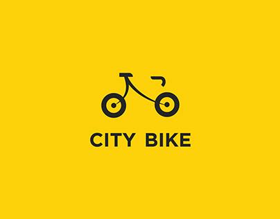 Minimalist Bicycle logo