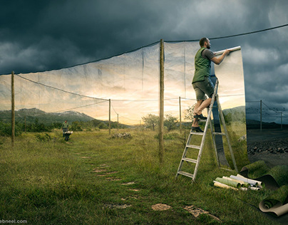 Landscape Photo Manipulation