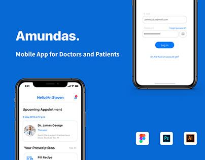 Mobile App for Doctors
