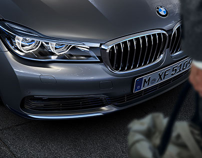 7er BMW / Hong Kong