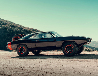 Dom Toretto's Off-Road Charger - Furious 7