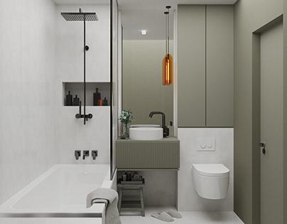 SMALL BUDGET BATHROOM DESIGN