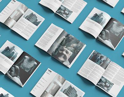 CHRIS CUNNINGHAM - Editorial Layout