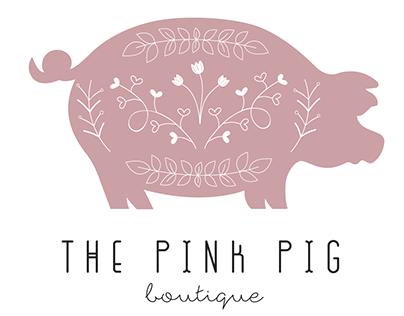 Pink Pig Logo ReDesign