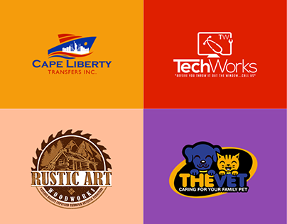 Logo Collages