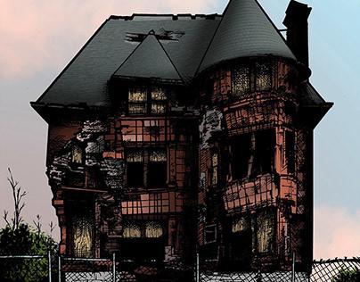 The William Livingstone House (aka 'Slumpy')