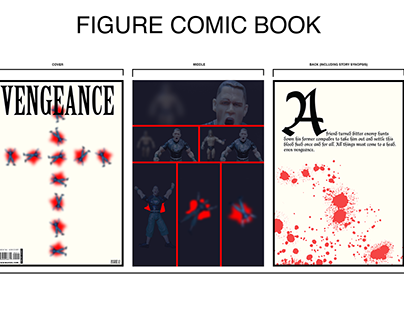 College Unit 25: Figure comic book