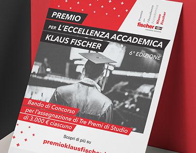 Premio Klaus Fischer 2018