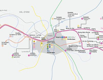 Grand Paris - SNCF - RATP