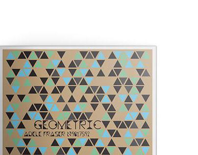 Geometric Typeface Documentation