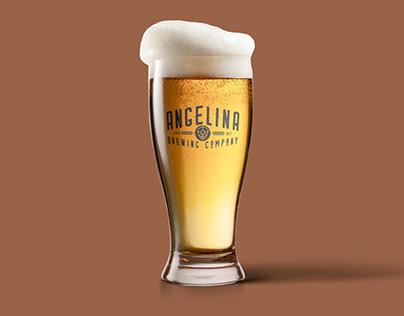 Angelina Brewing Company Logo