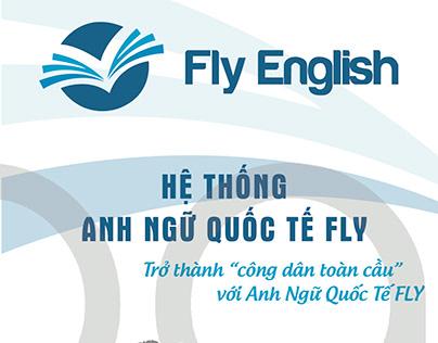 Brochure trung tâm tiếng anh Fly English
