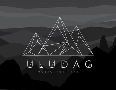Uludag Music Festival's Logo