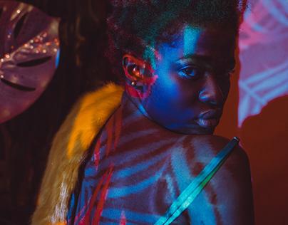 Neon Tropic