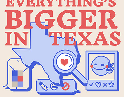 Not Everything's Bigger In Texas Podcast Cover Art