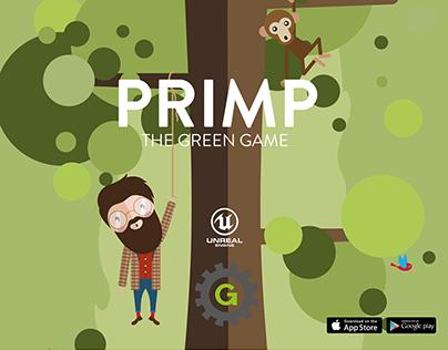 Game Design – Primp