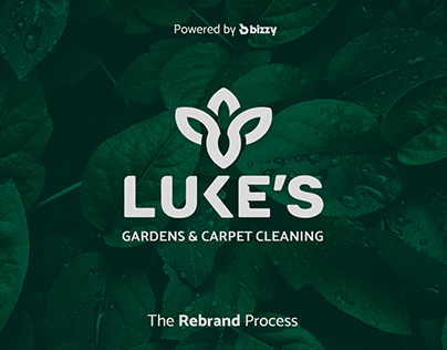 Garden & Carpet Cleaning Rebrand
