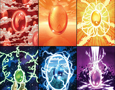 Marvel: Crisis Protocol - Infinity Gems