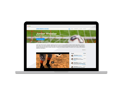 JW Coaching - Website