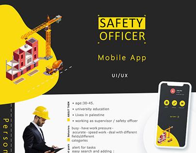 safety officer mobile app