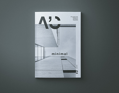 Art'Chitecture - Editorial Design
