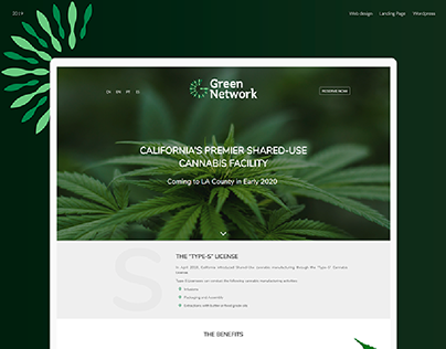 Website: Green Network