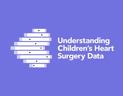 Understanding Children's Heart Surgery Data