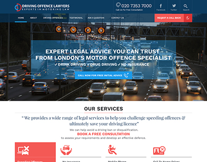 Driving Offence Lawyers