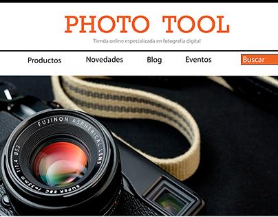 Layout - Web Photo Tool