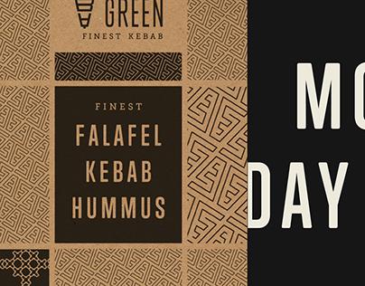 Baba Green – Branding & Interior Design