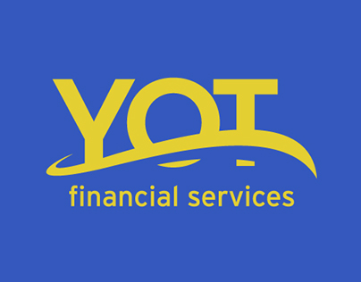 YOT financial advisors - Logo design
