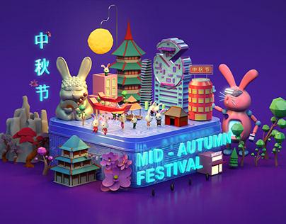 REUNION -Mid-Autumn Festival