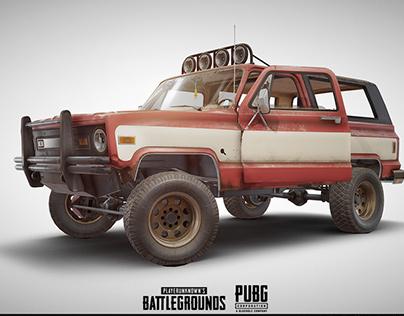 PUBG: Pick-Up (Official)
