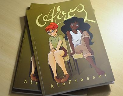 "Graphic Novel ""Arroz"""