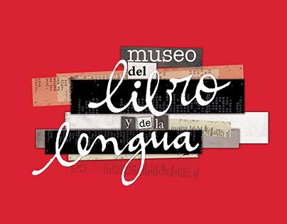 Museo del Libro y de la Lengua - Identidad Visual