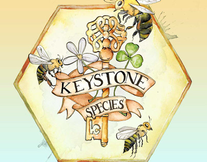 Keystone Species - honeybees
