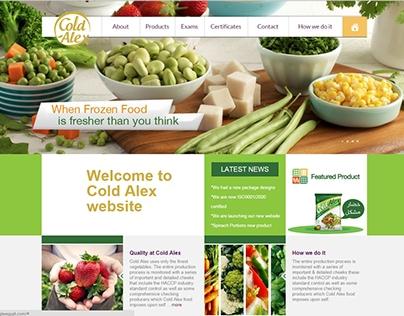 Cold Alex Website - Egypt