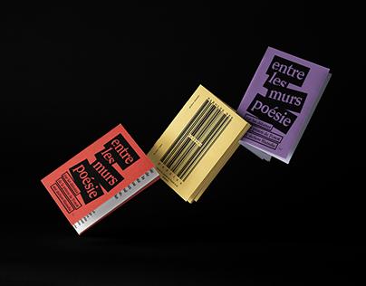 « Entre les Murs » a Poetry Campaign & Fanzines