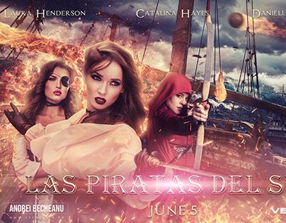PIRATE Movie Poster - Photoshop Manipulation Breakdown