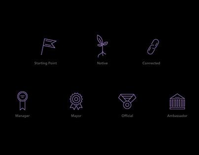 Custom Icons for an app