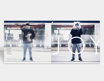 "ATATA Mini Album ""JOY"" - Jacket"