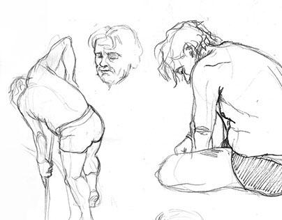 Figure Drawing Nov 2014