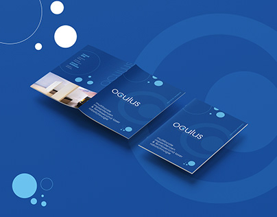 Oculus (brochure design)