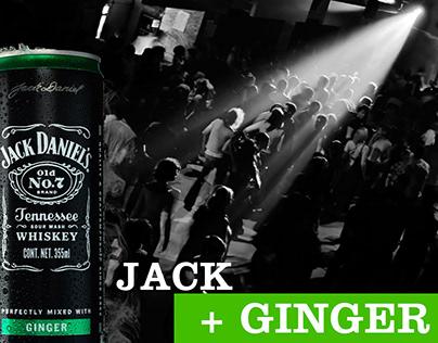 Jack Daniels Social Media